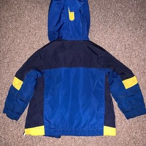 Lands End Toddler Boys Fall Jacket